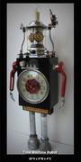 Time Machine Robot