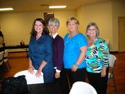 40th Reunion Zelma, Janice, Linda, Kathy