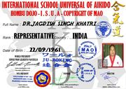 HOMBU DOJO OF  SCHOOL UNIVERSAL AIKIDO copy