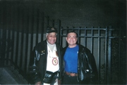 GRANDMASTER B DAVIS  WITH SOKE SOTO