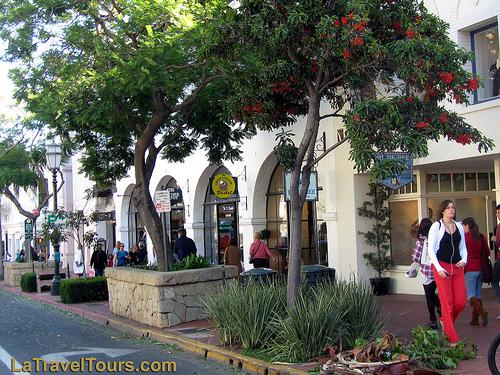 Santa Barbara California LaTravelTours.com