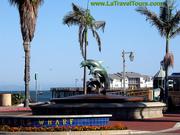 Santa Barbara Sterns Warf Tour
