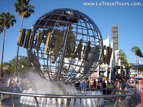 Hollywood Universal Studios Tour