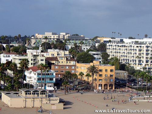 Santa Monica City latraveltours.com