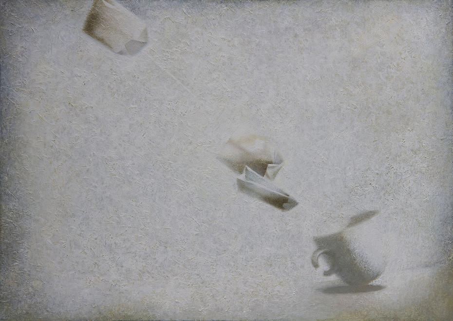 White freeze