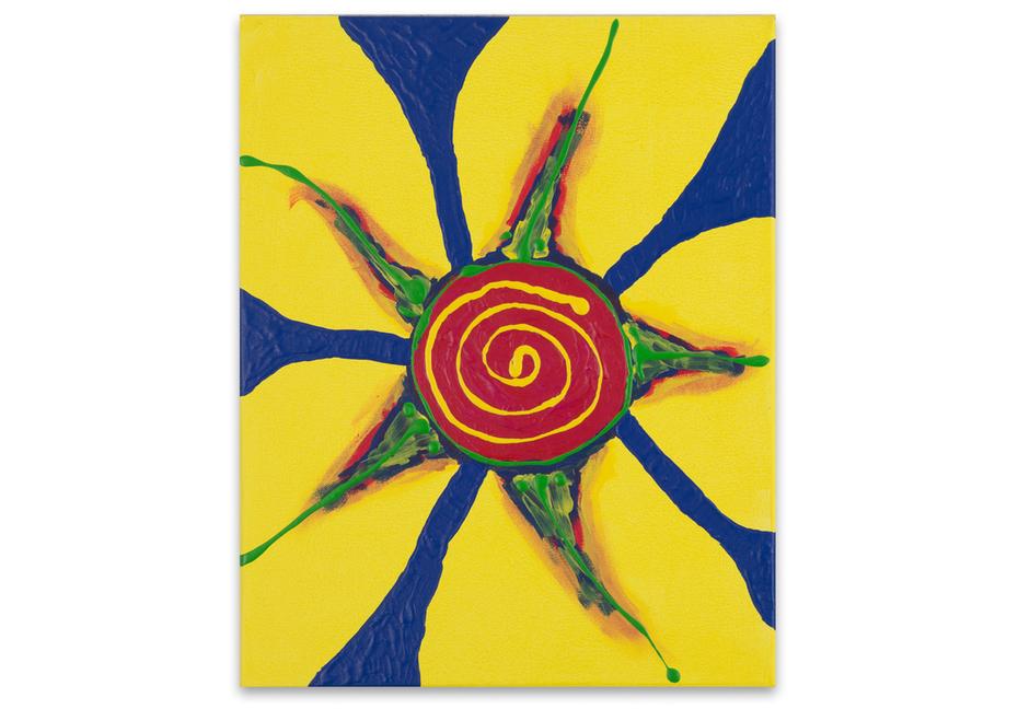 Wonnenblume / Funflower