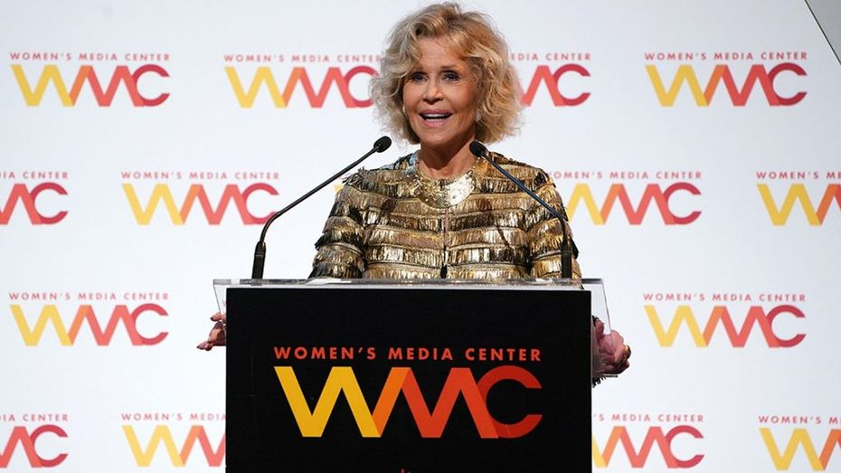 Jane-Fonda ~  STILL OUT OF IT !!!!!