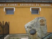 Érpataki  Trianoni emlékmű és Wass Albert szobora és emlékháza. 015