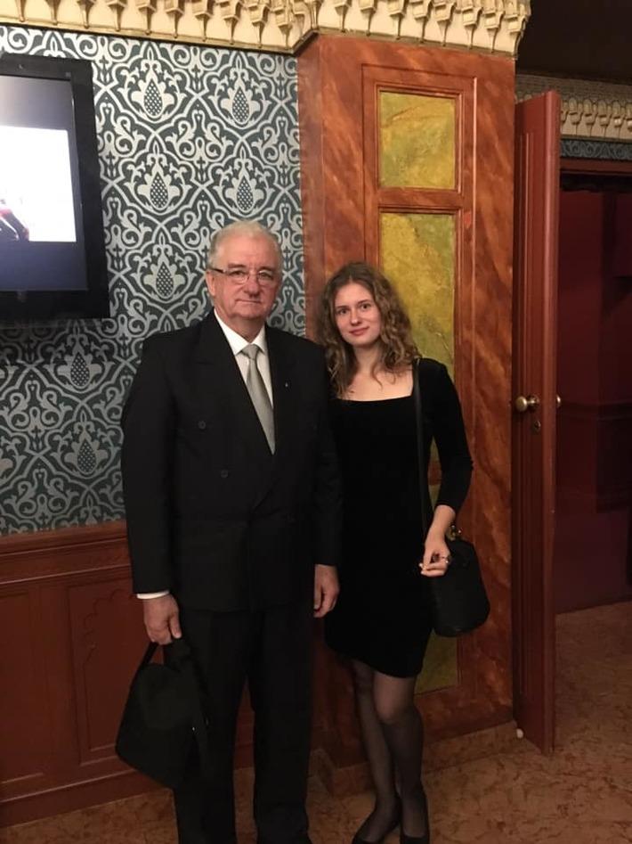 Gálaműsor az Uránia Nemzeti Filmszínházban október 21-én