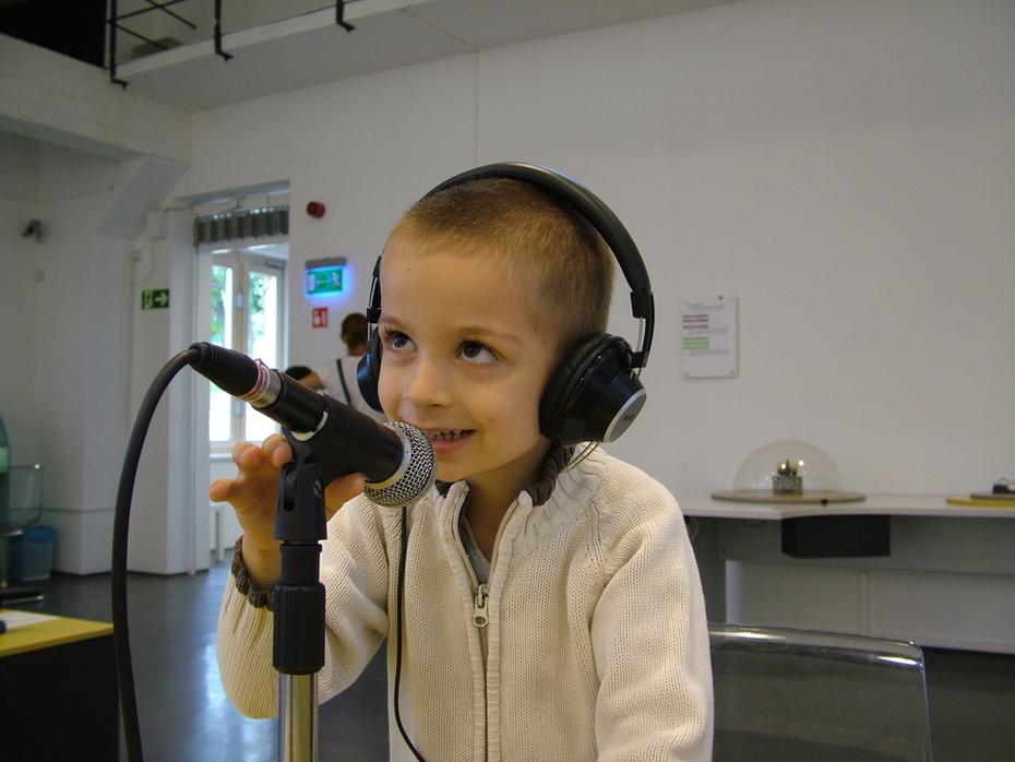 Mikrofonpróba