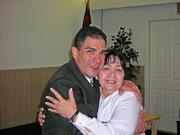Dr Henry and Rev Vega (mom)