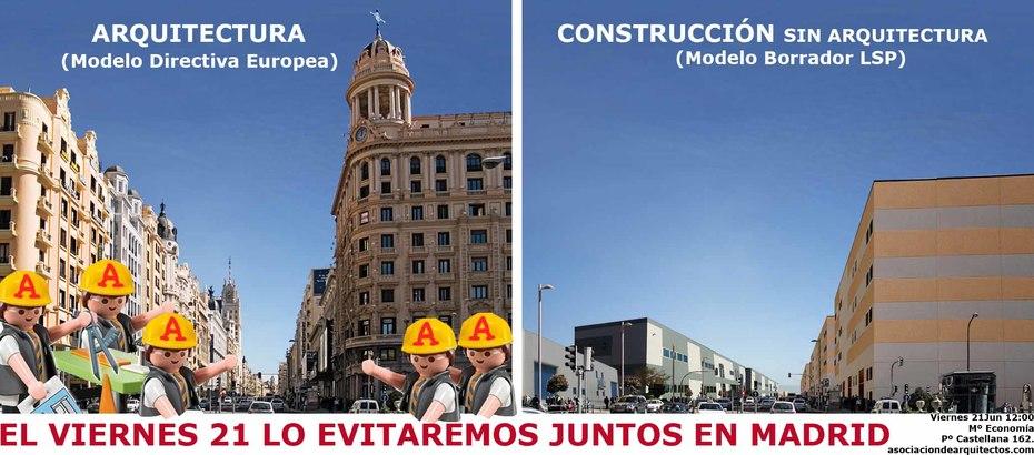 Gran Vía Arquitectónica - Gran Vía Industrial