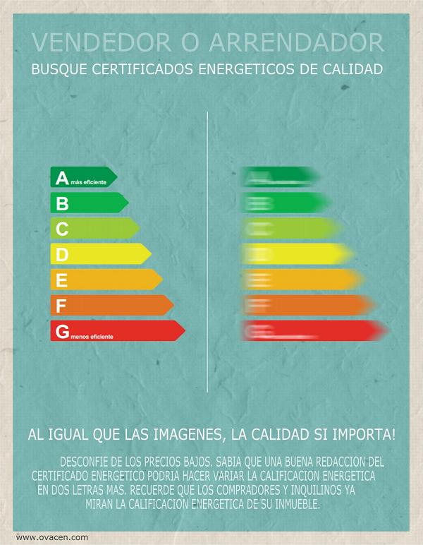 certificados energeticos viviendas