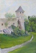 Turret at Cahir Castle