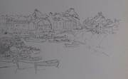 Roundstone sketch