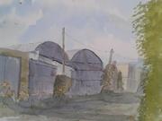 Sheds at Bunclody