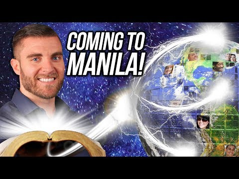 Bible Prophecy Meetings in Manila, Philippines!
