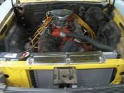 350 V8 in my Nova