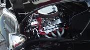 34 Ford Sedan engine