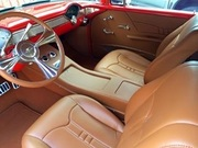 55 Chevy Interior
