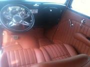 34 Ford Interior