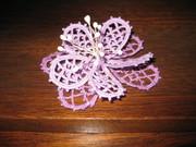 Aemilia Ars lace flower