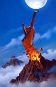 Als de Vrouw zich van haar Brandende Liefde bevrijdt