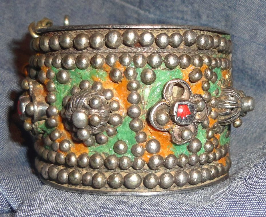 Rare Figuig bracelet