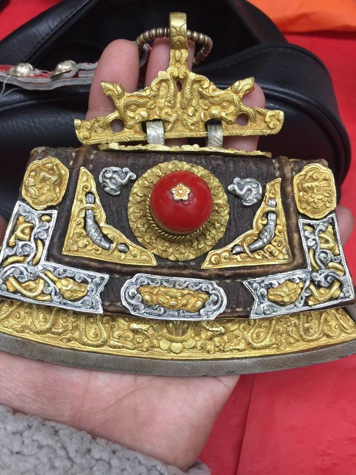 Tibetan lighter