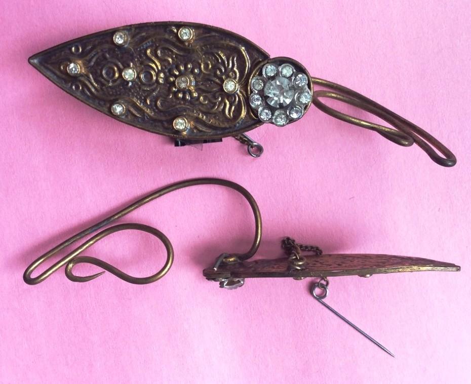 Javanese Ear Ornaments