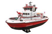 RAnger V-3300 fireboat