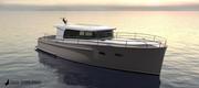 Abalone 40 - 40ft Motoryacht