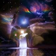 A spiritual world