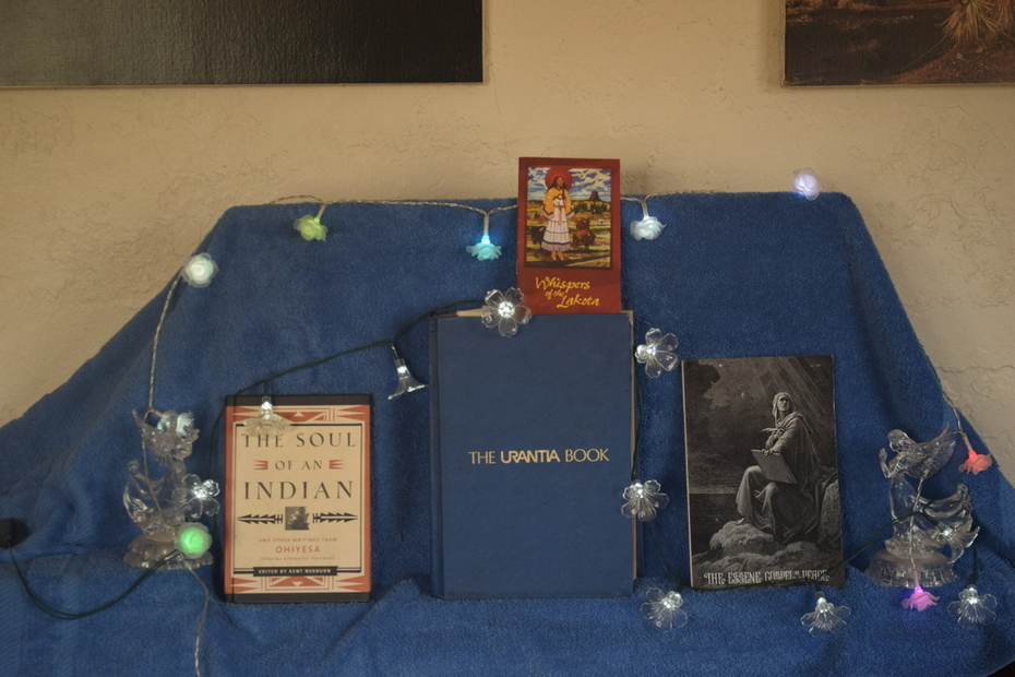 The Sacred Altar of My Life