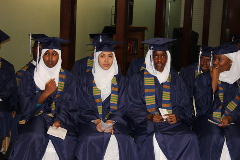 Imam W.D. Muhammad High School Class Of 2012 Atlanta, Ga.
