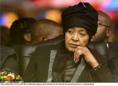 Funeral Of Comrade Madiba Nelson Mandela