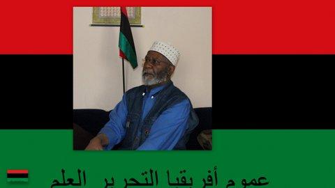 Pan-African Liberation Flag