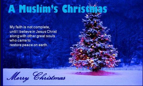Muslim And Christmas...