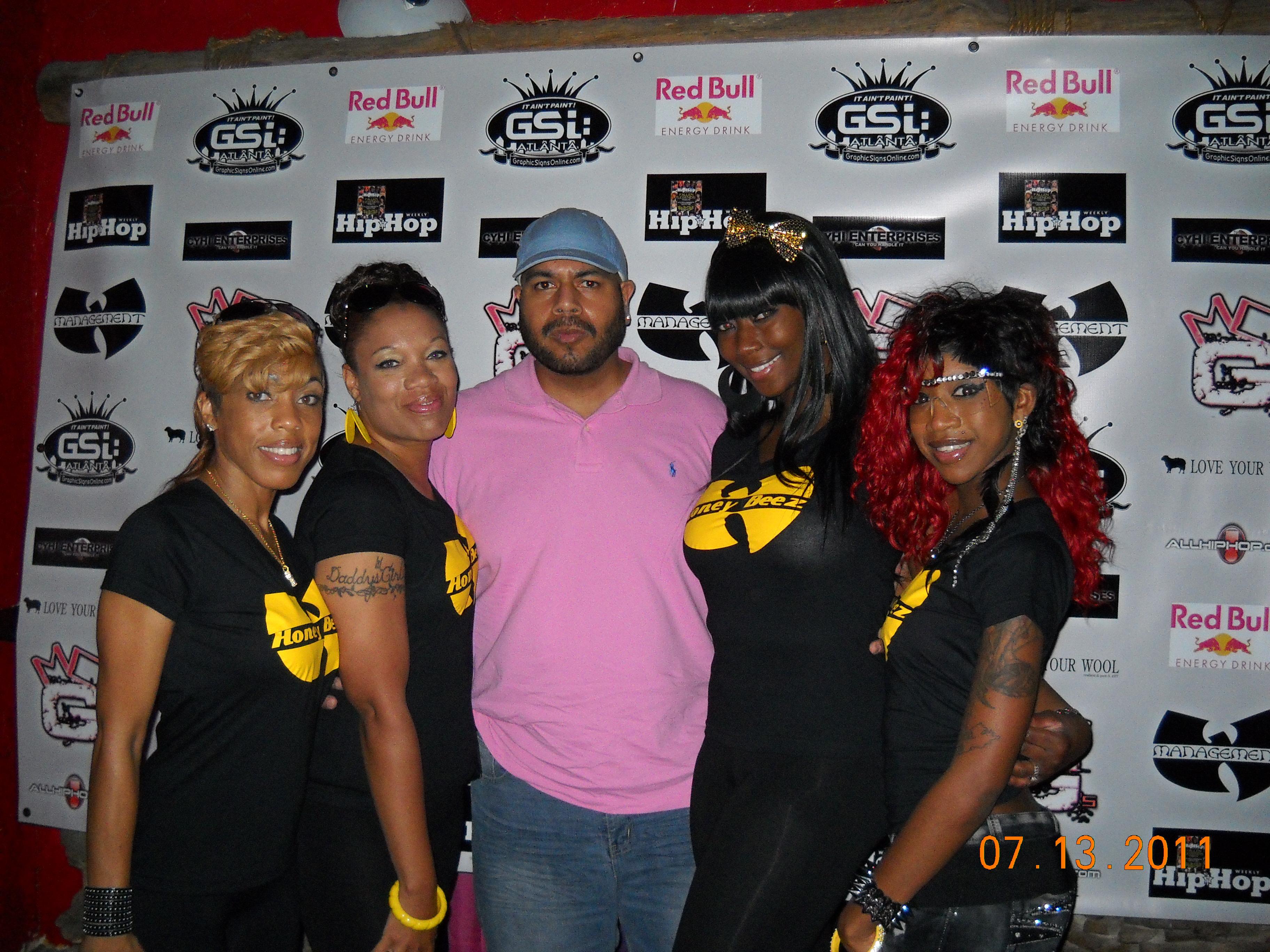 Comos girls of  Atlanta