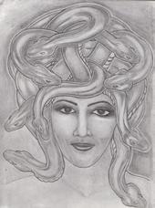 Me as Medusa