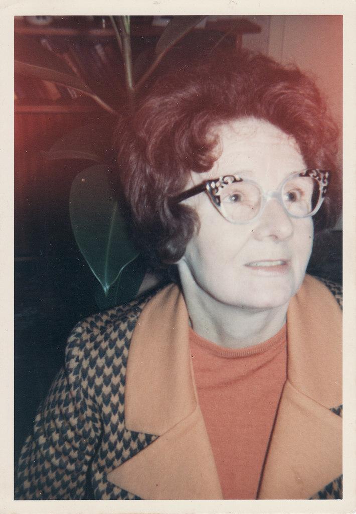 Mae Ann Peters (nee) Hargadon