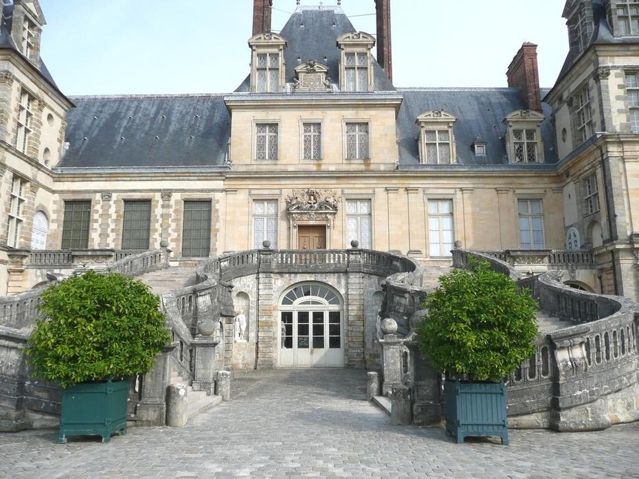 Chateau of Fontainebleau
