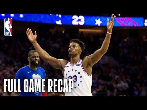 RAPTORS vs 76ERS | Philadelphia Looks to Force a Game 7 | Game 6