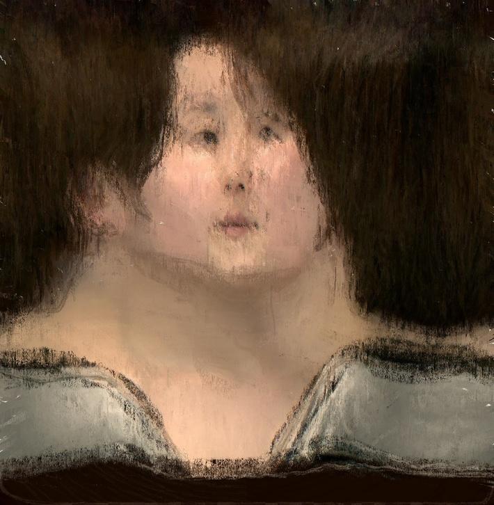 unfolded portrait 1