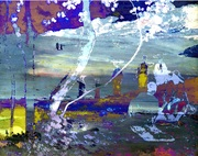 2 Surrealist Seashore