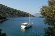 A dramatic place in Cefallonia Island