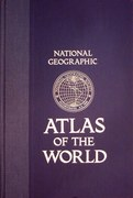 1981 - National Geographic Atlas of the World...5th ed.