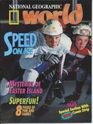 """WORLD"" magazine ~ 1995-1999"