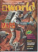 """WORLD"" magazine ~ 2000-2002"