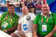 XXI Gold Coast Commonwealth Games Raising of the Cook Islands Flag Ceremony